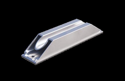 Solar Construct Nederland - Montagesysteem zonnepanelen voor schuine Staaldak - Bracket (1)
